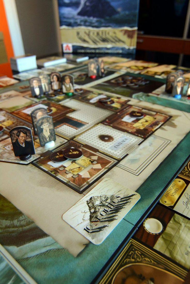 Reseña: 10 Negritos | Estantería de juegos