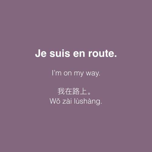 Sp: Voy de camino