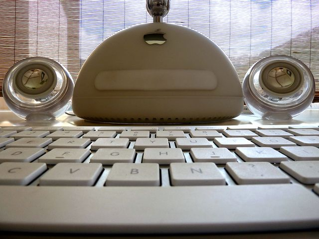 Whichever way I take it, the iMac G4 is my all time favorite as far as computer design goes.