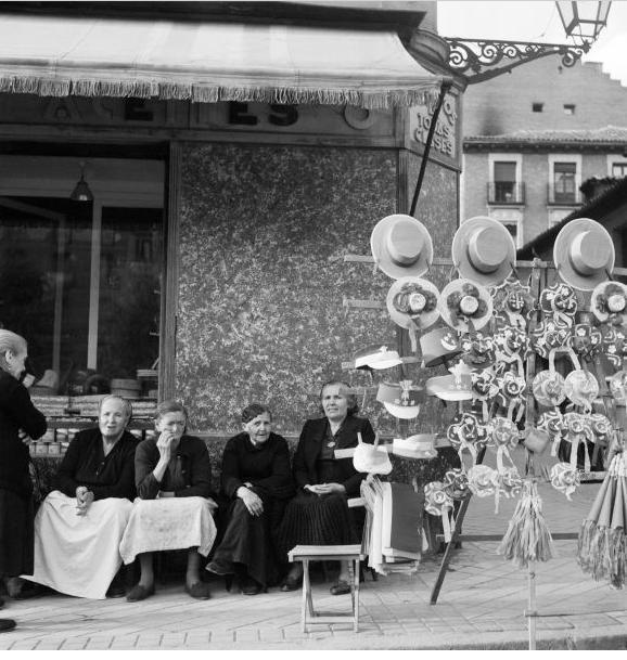 129 best madrizzzz images on pinterest old pictures - Esparteria juan sanchez ...