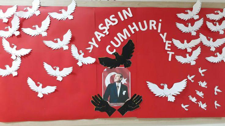 29 Ekim #cumhuriyet #bayram #class