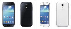 Galaxy s4 mini is no different