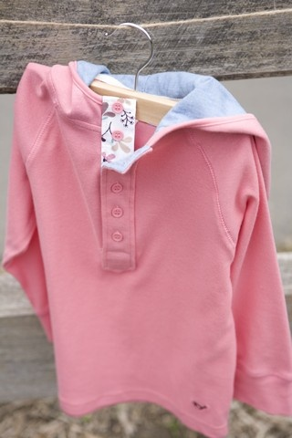 SALE $19.98 - Girl's Hoodie (Pets and Petals) 95% cotton, 5% elastomeric UPF 50. This is a Shady Days favourite, as it's great for all seasons. It's perfect for spring when the first rays of sun begin to show but it's not quite t-shirt weather, yet it's lightweight enough to wear throughout summer. Combine it with a long sleeve top and you've got winter covered too. It is 100% Australian made and designed with sun protection in mind. www.shadydays.com.au