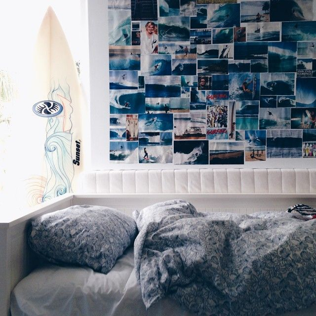 Best 25+ Surf Bedroom Ideas On Pinterest
