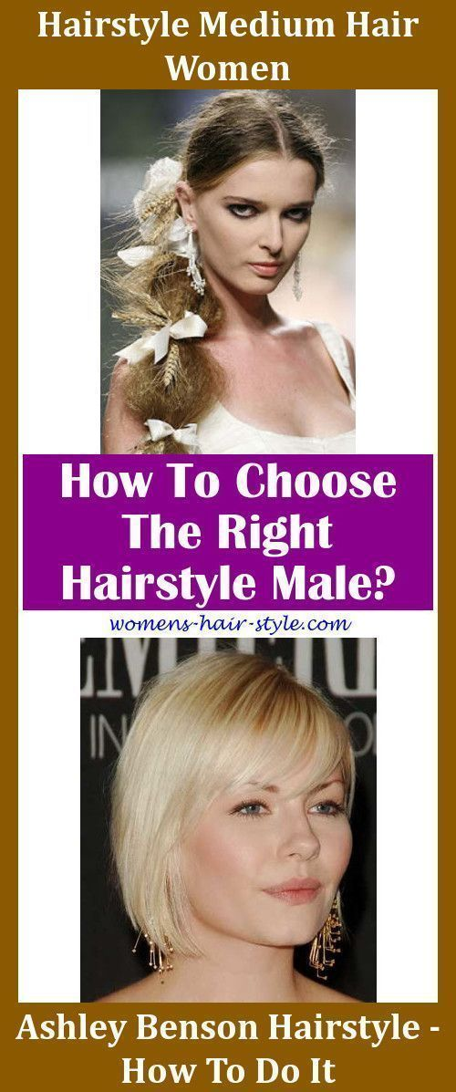Which Hairstyle Is Best For You Wedge Hairstyles Pinterest