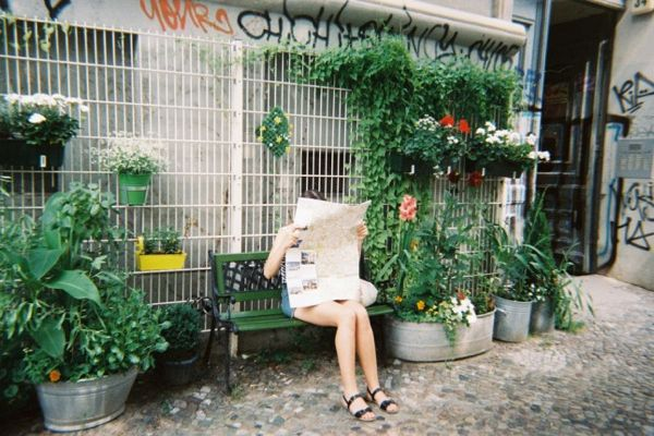 Travelling Disposable Camera Project