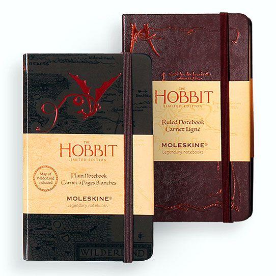 #moleskine #hobbit