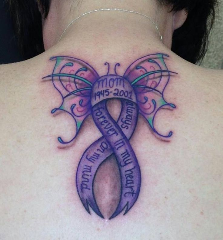 This tattoo is for my mom, whom was taken from us way too soon from pancreatic cancer.  I had this tattoo designed to honor her memory. Tattoo done by Cheri Appling at Lifetime Tattoos, Springfield, OR