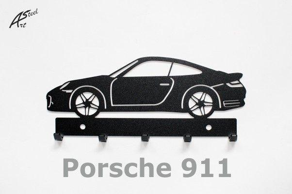 Wieszak na klucze Porsche 911