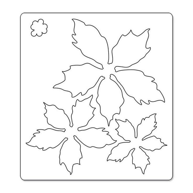 Ideas baratas para decorar en Navidad, DIY flor de Pascua tutorial y patrones | Aprender manualidades es facilisimo.com