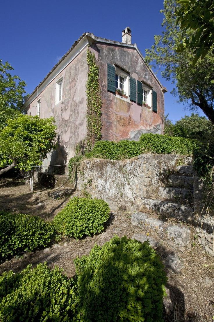 'Casa Padronale'. #Mansion #Corfu #18thCentury #Authenticity