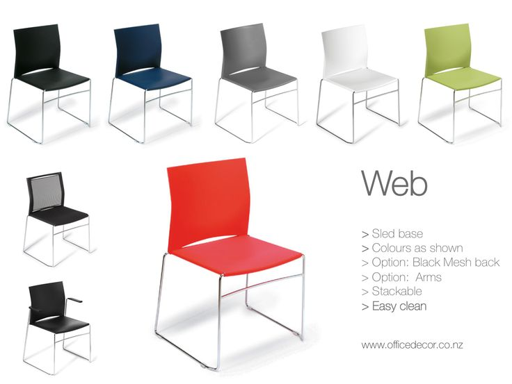 Web stacker chair you can link them!