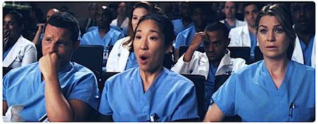 Tv Guide Meredith and Alex Grey's Anatomy | ... Yang Is Not The Big Death In Grey's Anatomy Finale | Sandra Oh News
