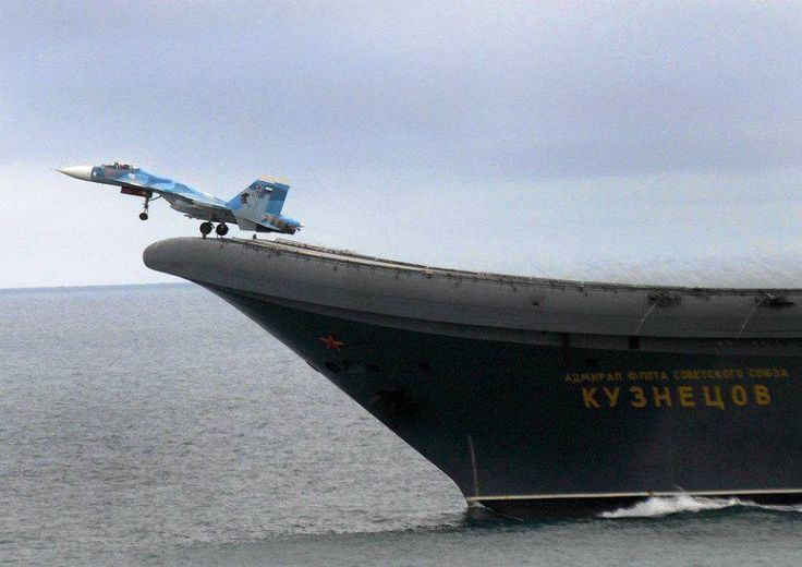Russia carrier..