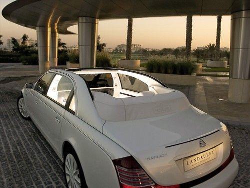 <3: Maybach Landaulet, Sports Cars, Fashion Style, Maybachlandaulet, Maybach 62, Luxury Cars, Cars Riding, Getaways Cars, Dreams Cars
