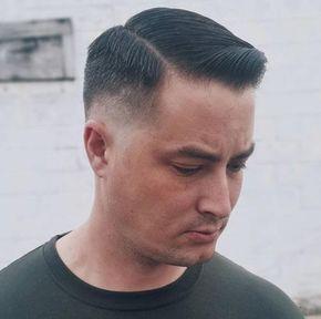 24 Crew Cut Fade Haircuts Classic Neat Look For Men Frisur