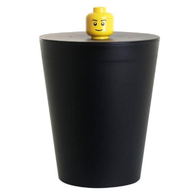 LEGO Förvaring Multi basket Svart - danskdesign.nu