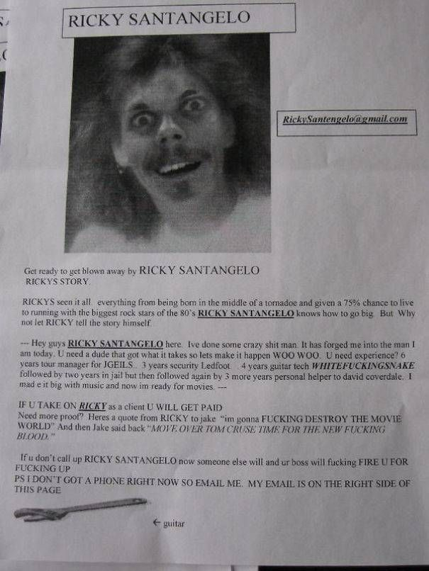 Terrible yet funny CV examples #hr #cv #funny #recruitment #laughs