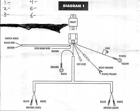 dbb0ba301a62bbdd4aea97835b767926 off road trailer trailers lightforce wiring diagram motorcycle wiring diagram \u2022 free wiring 4 Pin Trailer Wiring Diagram Boat at honlapkeszites.co