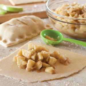 Classics Snacks Made from Scratch McDonald's Apple Pie Recipe - Delish