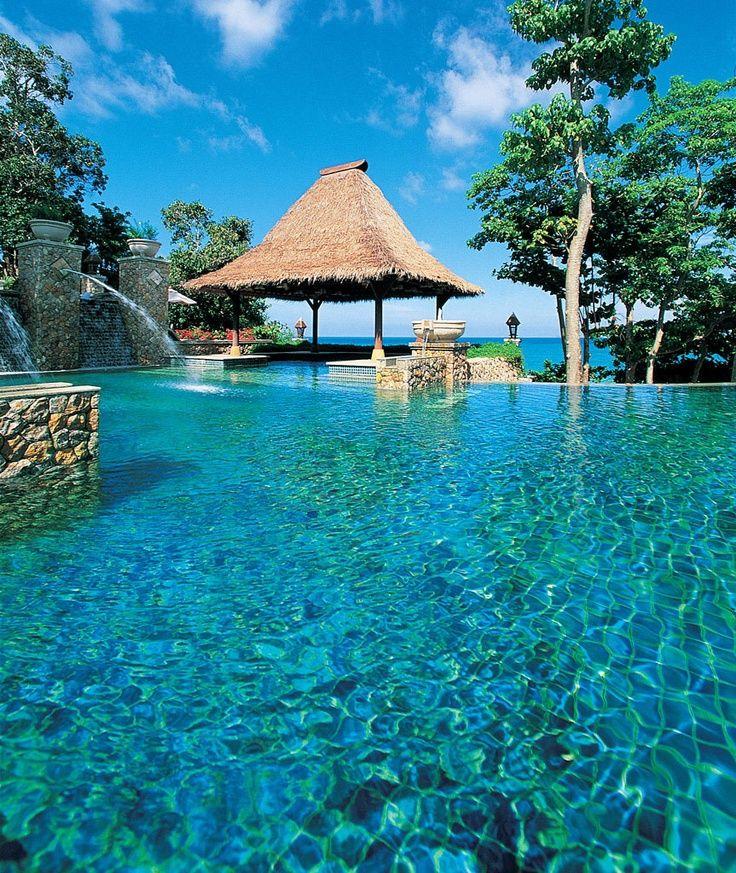 Such a great pool at Pimalai - Kan Tiang Beach, Koh Lanta, Thailand