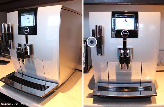 Zurbaines.com | Zone d'essai: Cafetière haute gamme Jura Impressa >> http://zurbaines.com/fr/zone-dessai/cafetiere-haute-gamme-jura-impressa/