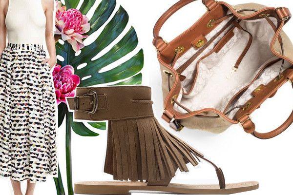 Trend e outfit Primavera Estate 2015
