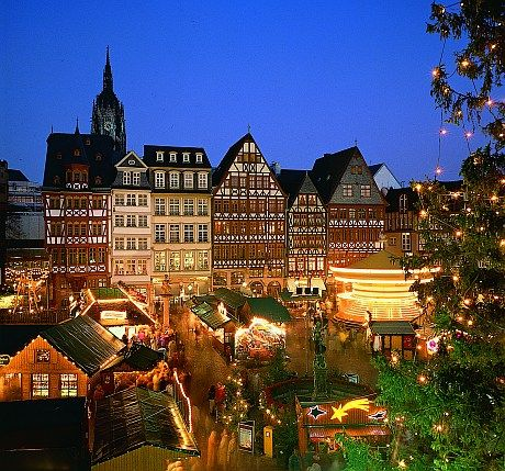 Photo: CHRISTMAS MARKET Frankfurt