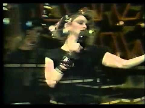 Madonna-Borderline(dance show 1984.) Rare