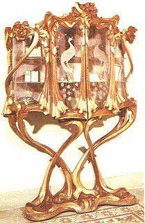Aparador Art Nouveau Gaudí