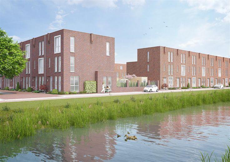 Weteringse Veld - Arnhem, prijs €185.500,- tot €255.000,-, woonoppervlakte 121 m² tot 168 m². Een bijzonder plan op een even bijzondere plek! In het plan Weteringse Veld, gelegen in de Schuytgraaf, worden 17 royale eengezinswoningen gerealiseerd. De woningen zijn ideaal gelegen: op loopafstand van zowel het winkelcentrum (gereed voorjaar 2017) als van het NS station Arnhem-Zuid.