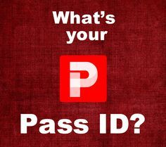 What's your Pass ID?  #Pass #PassApp #PassSocial #Dating #Chat #Application #PassApplication #PeopleNearby
