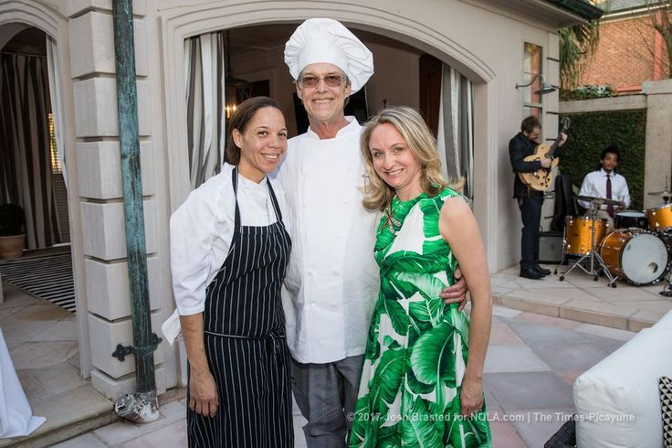 Nina Compton featured chef at Harvest at Home, a Second Harvest Food Bank benefit | NOLA.com