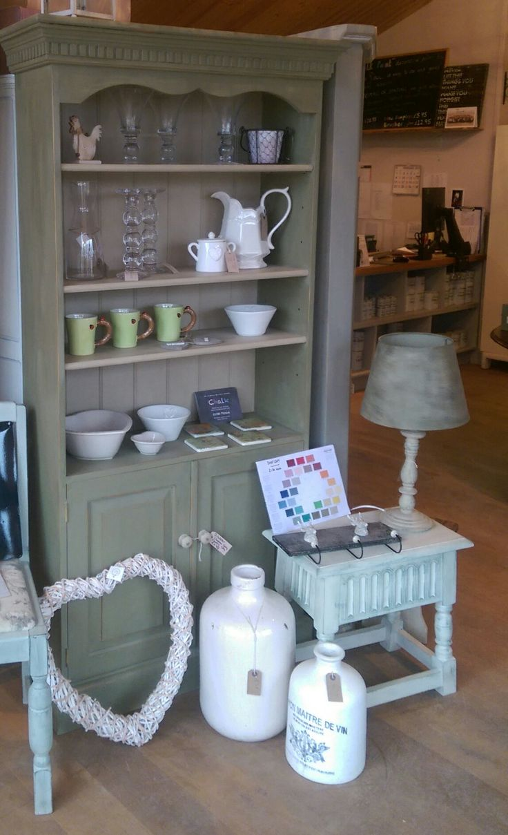 Chateau Grey/Country Grey bookcase