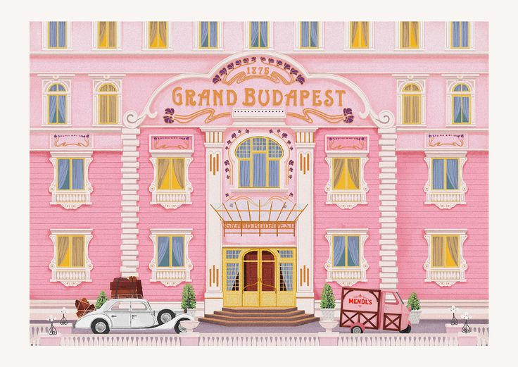 A tribute to Wes Anderson. A personal project inspired by Wes Anderson's eight feature films.
