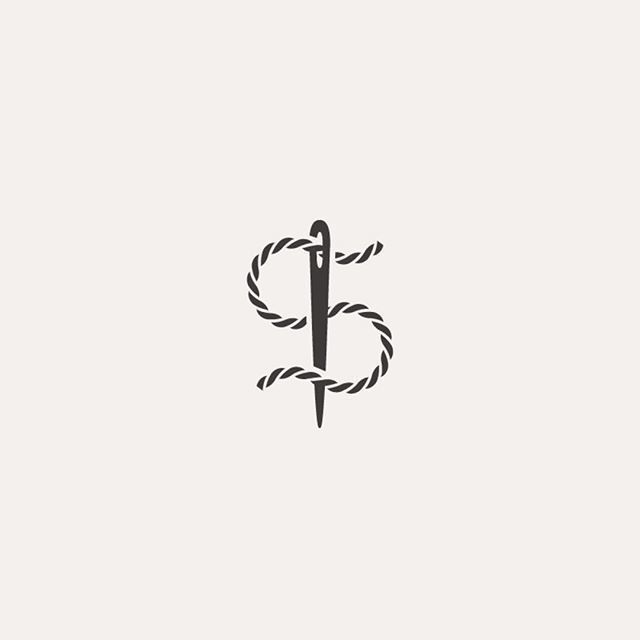 """Logo Inspiration"" Follow us  @TwineLogos  . S Thread by @dimitrije.disegno .  WANT MORE DESIGN INSPIRATION?  . Follow us at…"