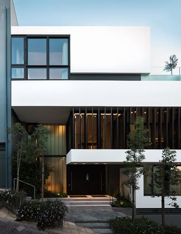 Modern Architecture House Wallpaper