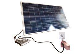 Kit solar fotovoltaico para autoconsumo