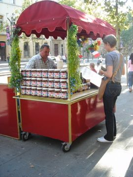 Crepe stand business plan