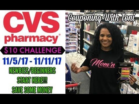 CVS 11/5/17 ~ EXTREMELY EASY $10 CHALLENGE - (More info on: http://LIFEWAYSVILLAGE.COM/coupons/cvs-11517-extremely-easy-10-challenge/)