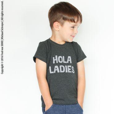 Plotter Freebie Hola Ladies