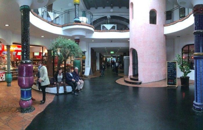 The Hundertwasser Station