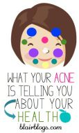 Adult Acne Causes & Cures   Blair Blogs