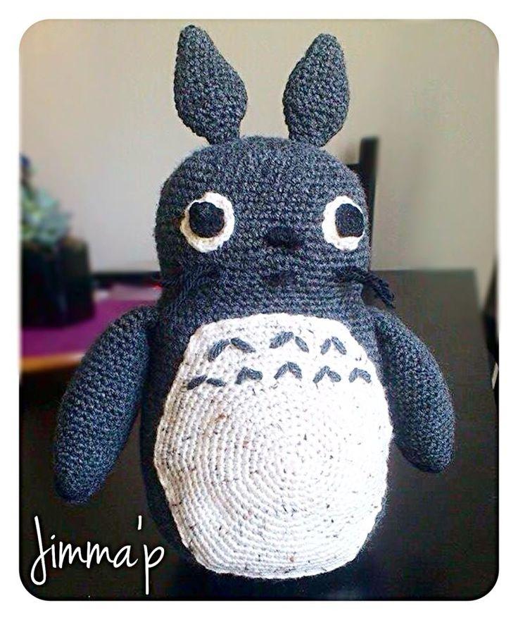 Amigurumi-Totoro