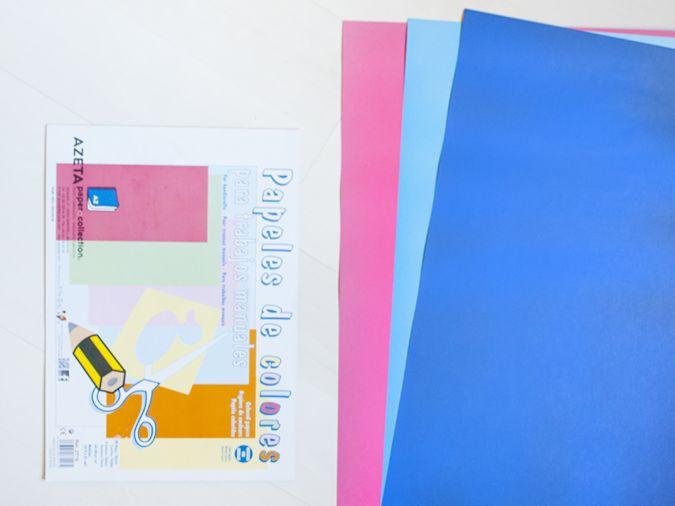 milowcostblog: fotografía: fondos color block