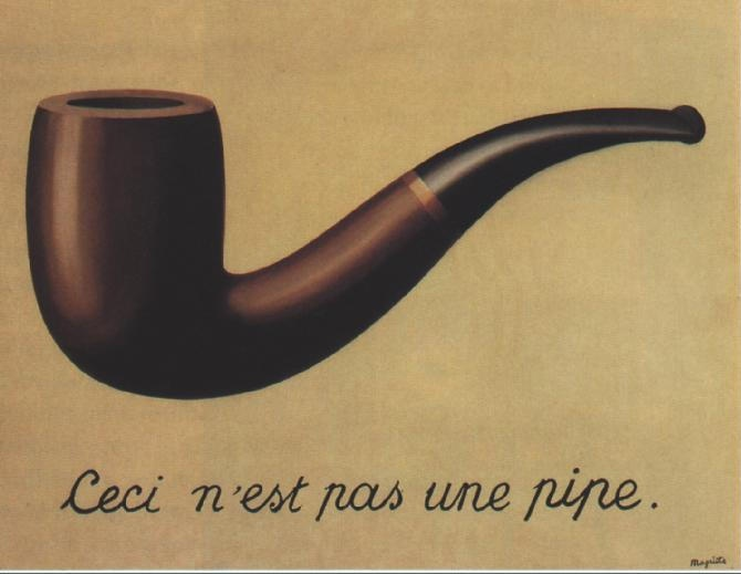 Rene Magritte The Treachery Of Images The Treachery of Image...