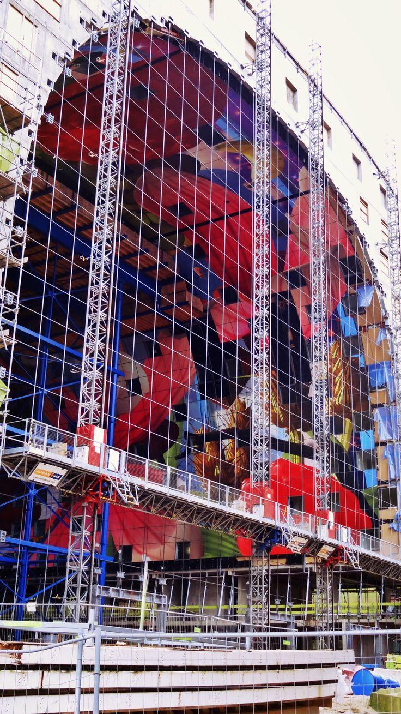 Beautiful New Rotterdam Market