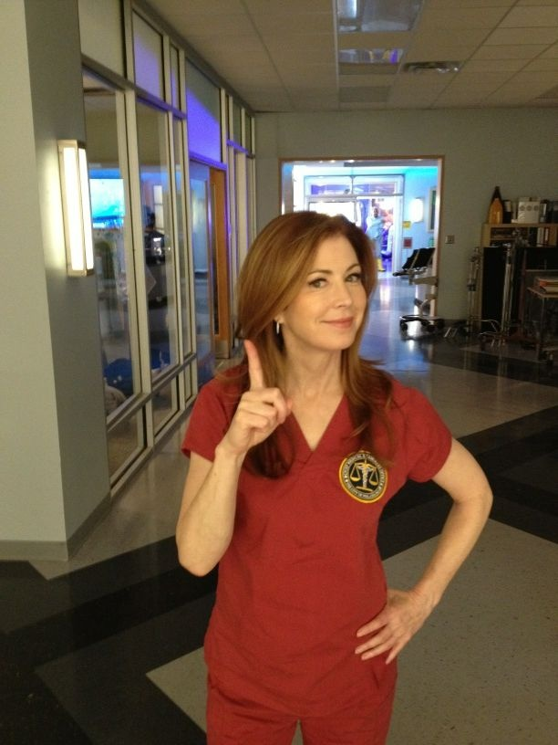 Dana Delany as Megan Hunt in Body of Proof on ABC!!! :)