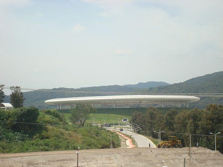sancarlosfortin: estadio de las chivas de guadalajara en el bajio e...