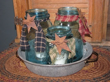 1000 Images About Country Amp Primitive Mason Jars On